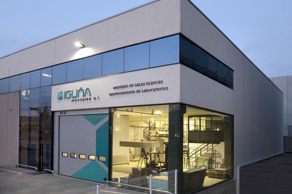 Iguña Pharmaceutical Technologies Offices